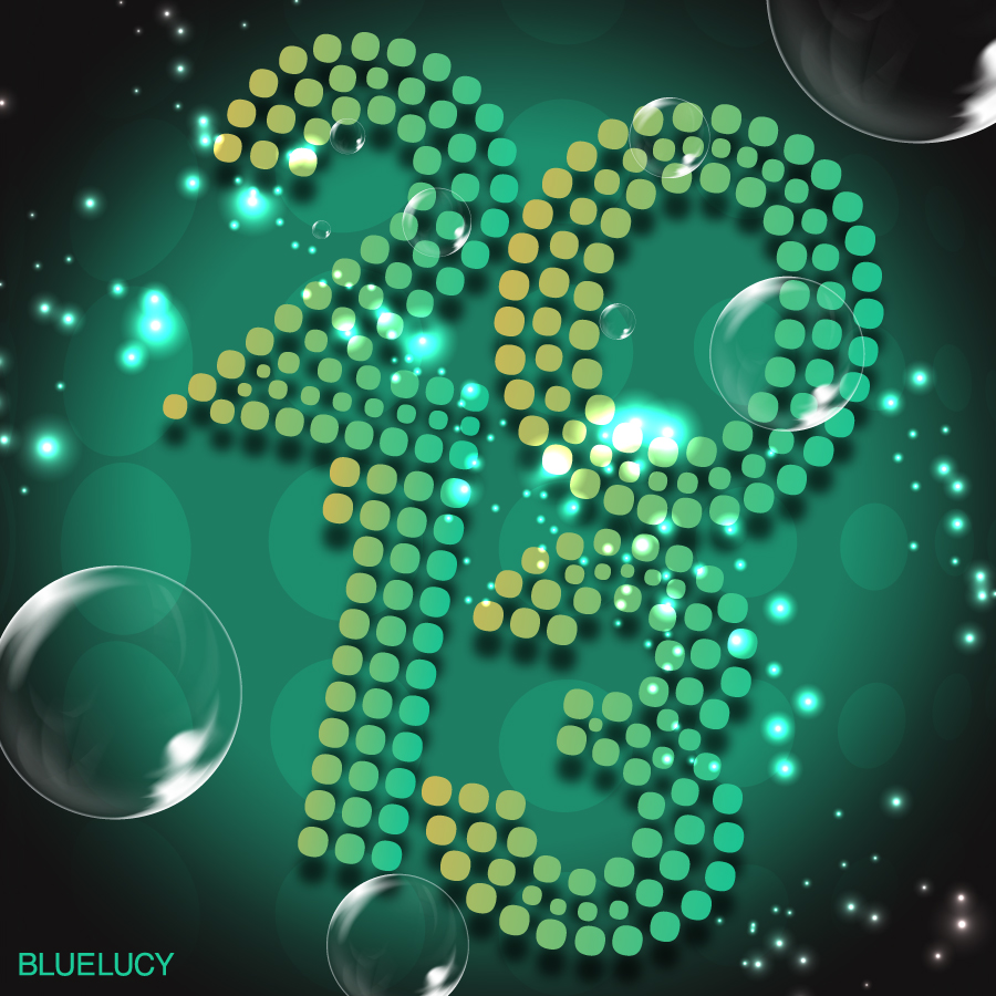 Here we come 2013! xo, Bluelucy