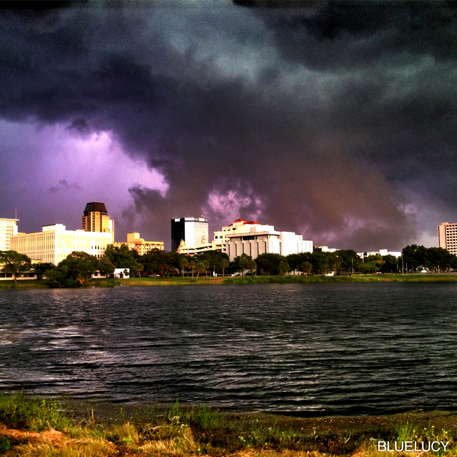TONIGHT #mirrorlake #stpete