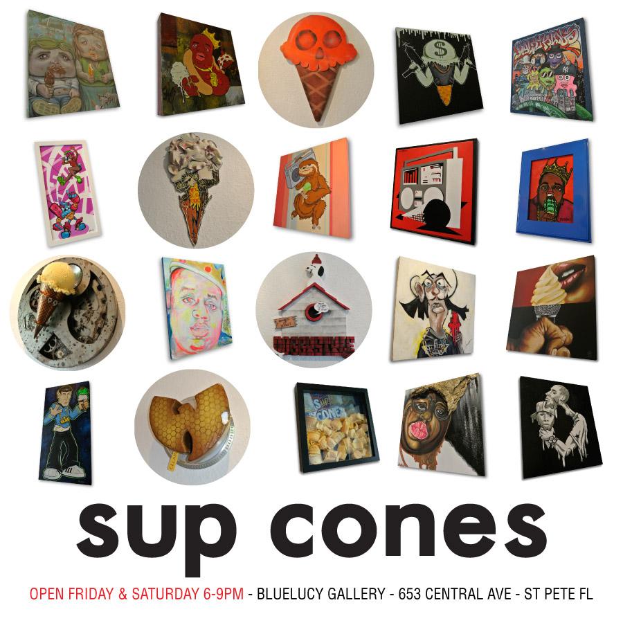 SUP_CONES_Art_4_Sale_Bluelucy